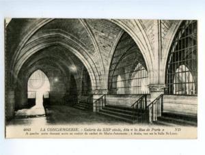 138616 France Paris CONCIERGERIE Galerie du XIII siecle dite