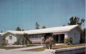 LARGO, Florida, 1950-60s ; Brown Builders SHALIMAR Home