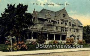 YMCA Bldg Columbia MO 1916