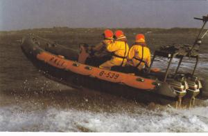 Royal National Lifeboat Institution, Atlantic 21 Class Lifeboat, UK , 40-60s