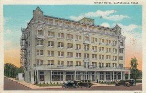 GAINESVILLE , Texas, 1937 ; Turner Hotel