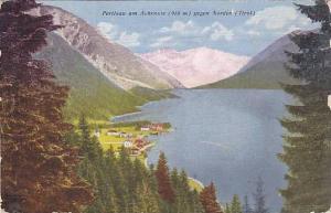 Pertisan Am Achensee (940m) Gegen Norden, Tirol, Austria, 1900-1910s