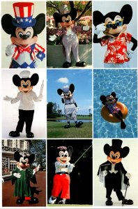 The Many Faces Of Mickey Mouse 1999