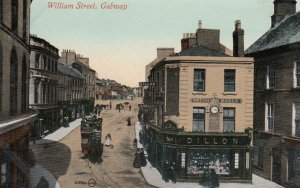 GALWAY , Ireland , 00-10s ; William Street