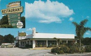Florida Winter Haven The Sundown Restaurant 1963 sk2449