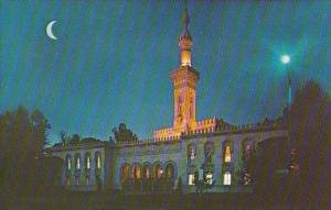Washington D C The Islamic Center At Night