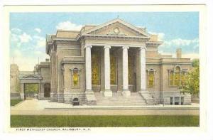 First Methodist Church, Salisbury, North Carolina,00-10s