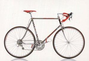 Bob Jackson Super Legend 2002 British UK Bicycle Bike Cycle Postcard