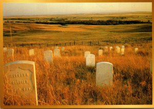 Montana Custer Battlefield National Monument Custer National Cemetery