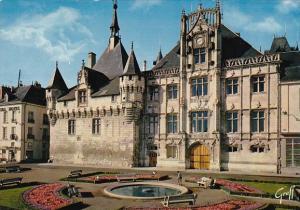 France Saumur L'Hotel de Ville