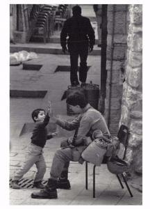 Postcard Intifada, Jerusalam East 1988 Middle East #55278