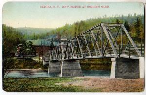 New Bridge at Rorick's Glen, Elmira NY
