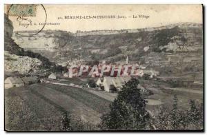 Beume the Gentlemen - The Village - Old Postcard