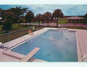 Pre-1980 RIVER HAVEN COTTAGES MOTEL Punta Gorda Florida FL s7834