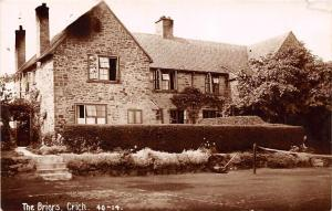 The Briars, Crich Derbyshire 1952