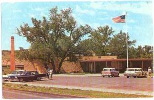 Visitors Center Theo. Roosevelt National Memorial Park Medora North Dakota ND