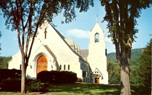 VT - Proctor. Marble Church