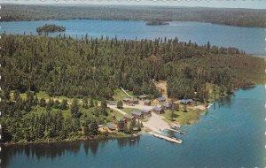 PERRAULT FALLS, Ontario, Canada, 1940-1960's; Parkview Camp
