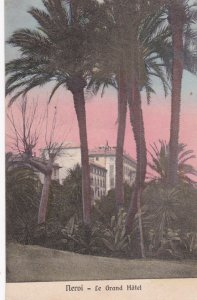 NERVI, Italy, 00-10s; Le Grand Hotel