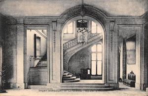 France Thury Harcourt Le Chateau Escalier Castle Schloss