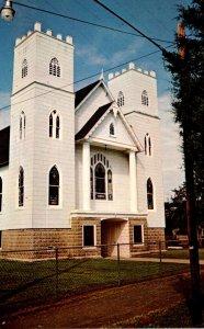 Maryland Smith Island Tylerton Union Methodist Church