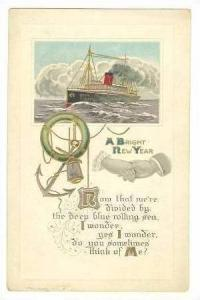Oceanliner New Year Greetings, 00-10s