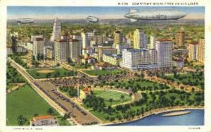 Downtown Miami Miami FL 1935