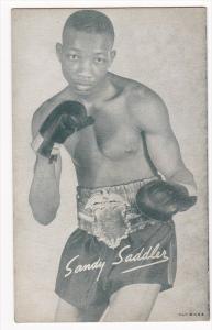 Black Boxer Sandy Saddler ,  20-40s