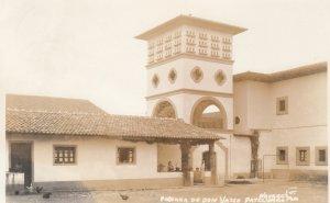 RP: Posaga De Don Vazco , Patzcunas , Mexico , 1940s