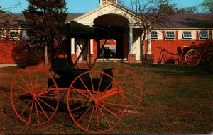 New York Long Island Stony Brook Suffolk Museum Carriage House Side Bar Buggy...