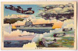 Navy - Aircraft Carrier & Planes