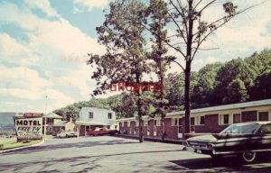 TOLL HOUSE MOTEL U.S. ROUTE 40. LaVALE, MD Owner - Neal Nesbit circa 1960