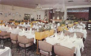 Interior,  Hotel Des Laurentides,  Beauport,  Quebec,  Canada,  40-60s