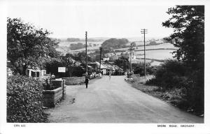 Wales Shore Road, Gronant Real Photograph, Prestatyn