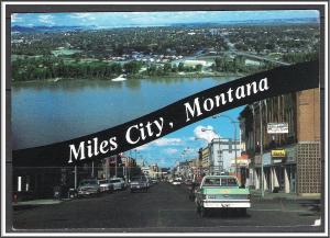 Montana Miles City Multi-View - [MT-011X]