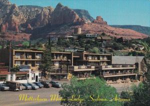 Arizona Sedona Matterhorn Motor Lodge