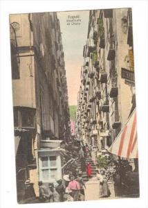 Gradinata Di Chiaia, Napoli (Campania), Italy, 1900-1910s