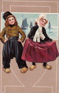Dutch child couple , 00-10s : PFB 8624