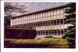 Physics and Engineering Building, Mount Allison University, Sackville, New Br...
