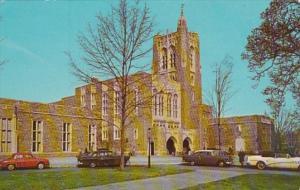 Harvey S Firestone Memorial Library Entrance Princeton Universsity Princeton ...