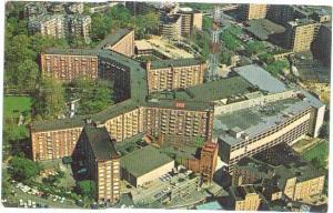 Sheraton-Park Hotel & Motor Inn, Washington DC, pre-zip code Chrome