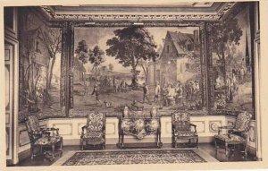 France Chateau de Cheverney Petit Salon