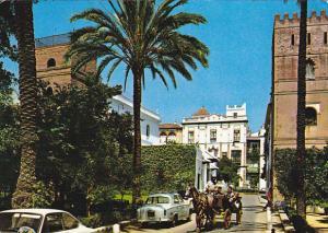 Spain Sevilla Quarter Of Santa Cruz