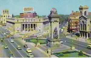 Clinton Square and Post Off Syracuse New York