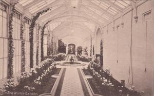 Girls School , LONDON , England , 00-10s : The Winter Garden
