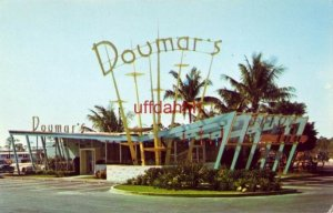 DOUMAR'S, FORT LAUDERDALE, FL. The Nation's Most Unusual Drive-Inn