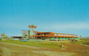 Canada Crossroads Motor Hotel Calgary Alberta