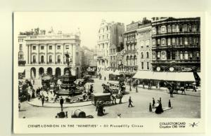pp1345 - London - Piccadilly Circus - Pamlin postcard