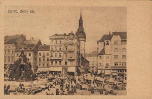 Czech Republic Brno Zelný trh 02.25