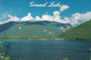 Colorado Rocky Mountain National Park Grand Lake
